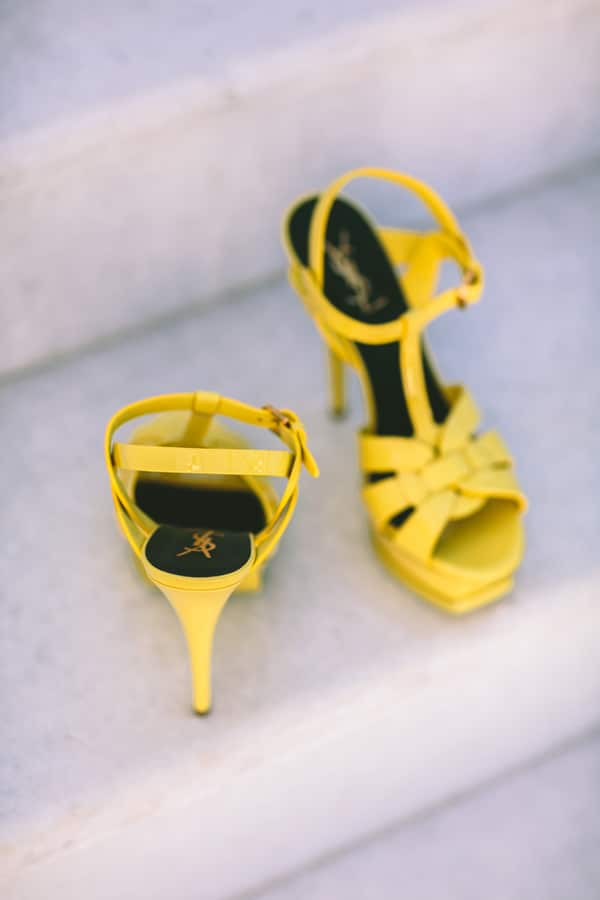 νυφικα-παπουτσια-Yves-Saint-Laurent