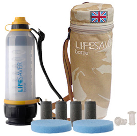 Lifesaver Bottle Water Filter