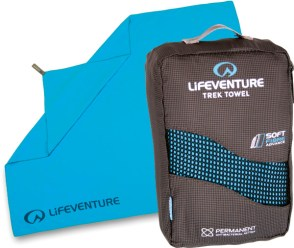 Lifeventure SoftFibre Trek Travel Towel