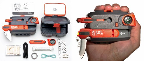 Adventure Medical Kit: Sol Origin