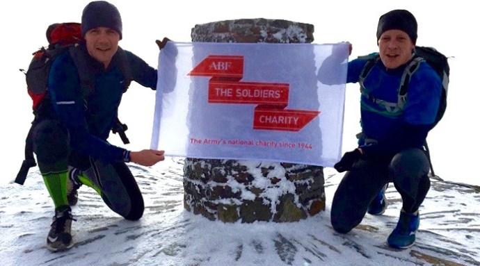 Sail the Peaks on Snowdon Summit