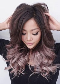 Best Ombre Hairstyles - Blonde, Red, Black and Brown Hair ...