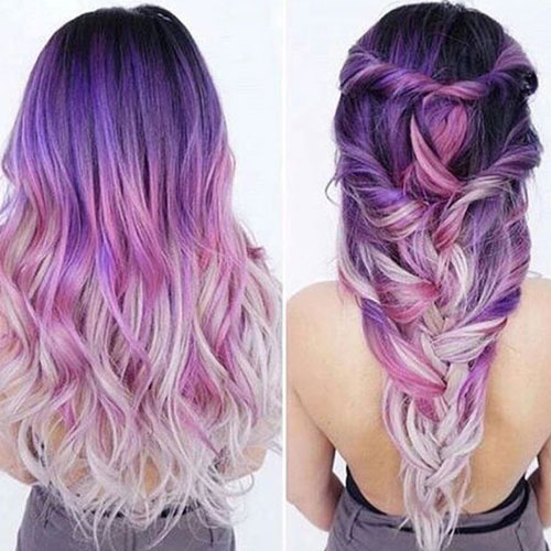 Best Ombre Hair 41 Vibrant Ombre Hair Color Ideas Love Ambie