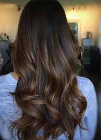 Top Balayage For Dark Hair - Black and Dark Brown Hair ...