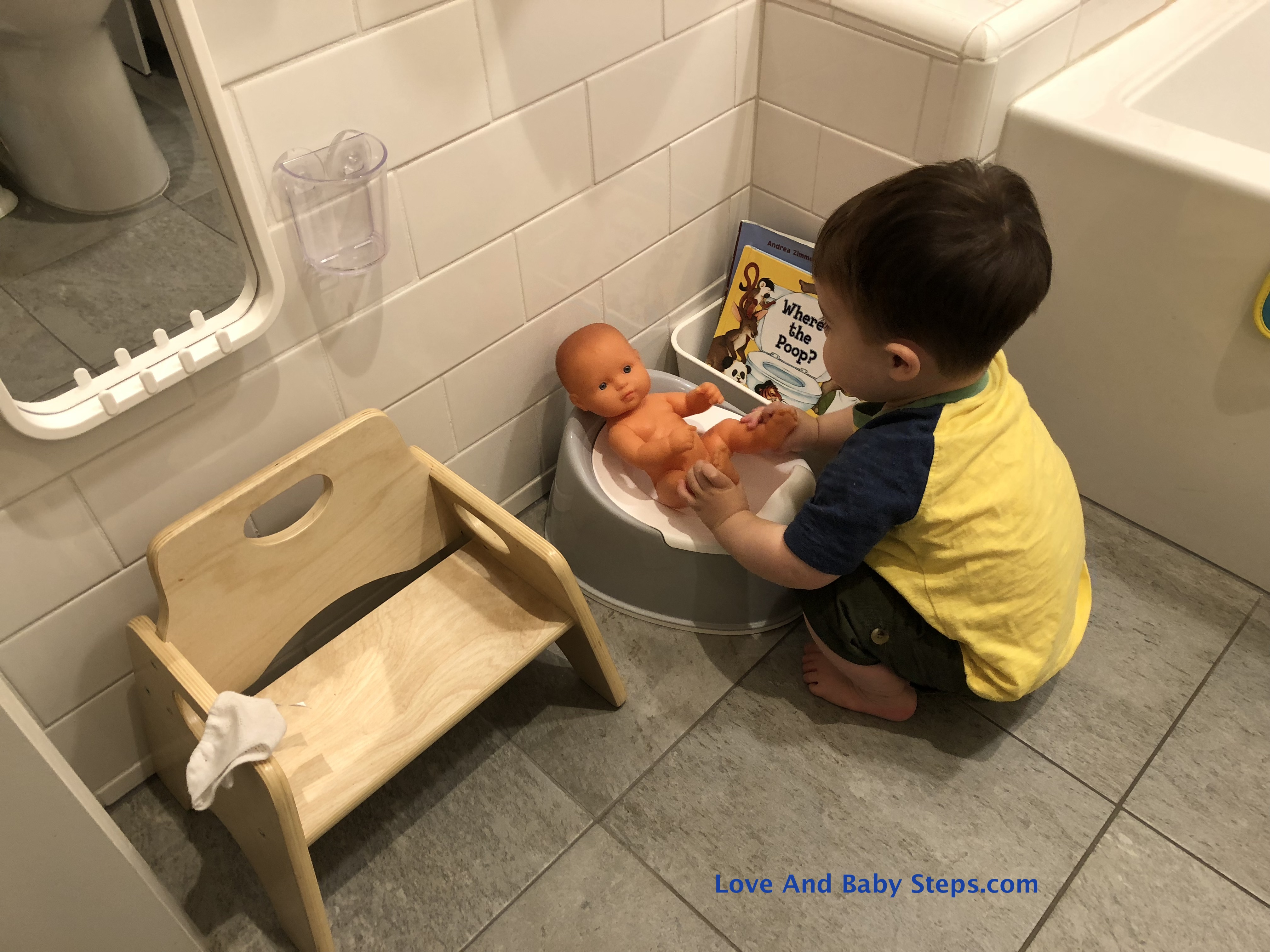 8686718ef Potty Training  Toilet Learning Equipment - Love and Baby Steps