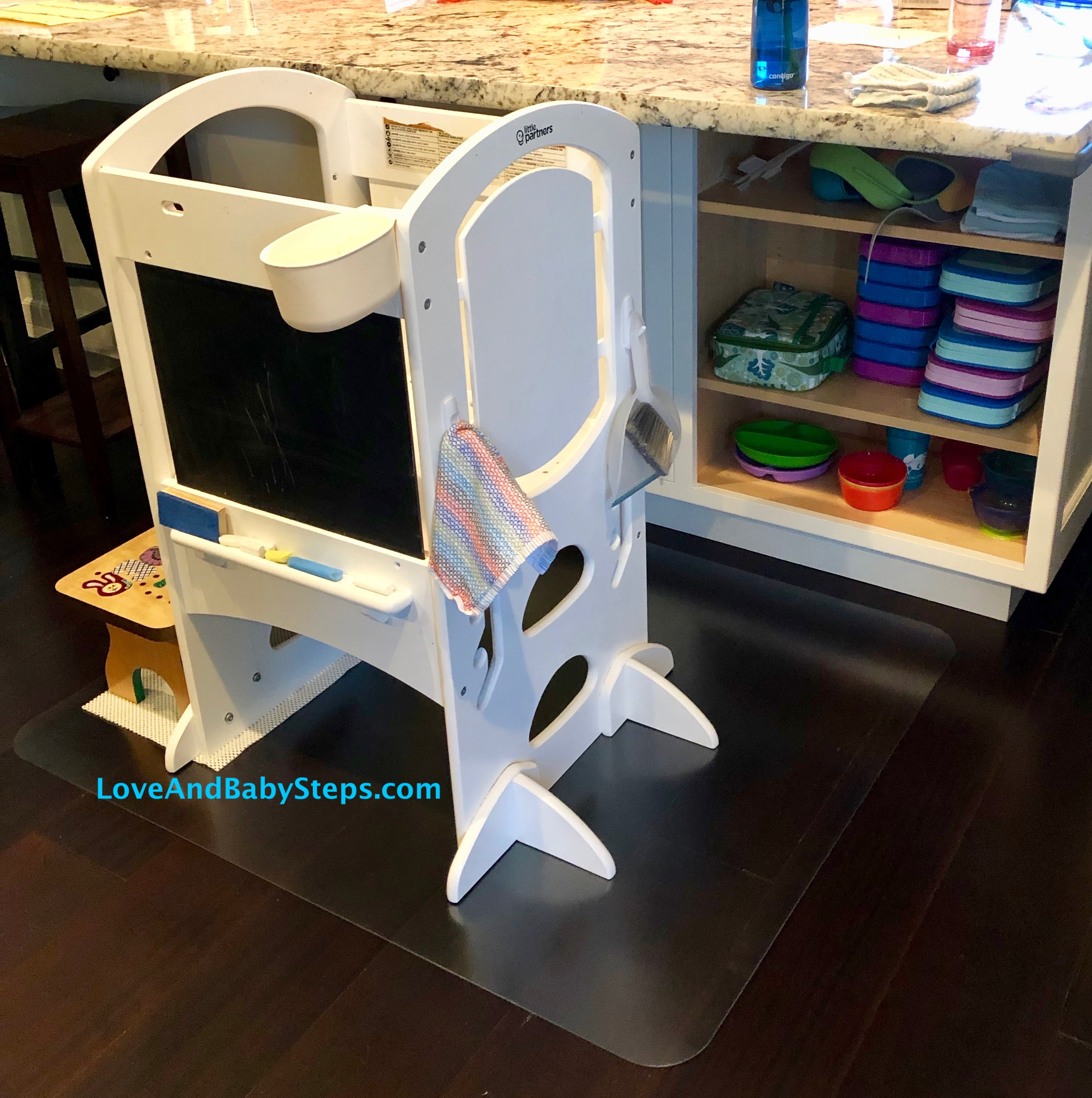 Montessori Friendly Learning Towers And Tips Love And Baby Steps