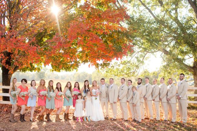 Barn Wedding Dresses