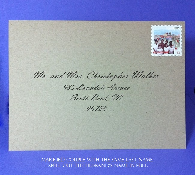 Return Address On Wedding Invitations With Stunning Appearance For Invitation Design Ideas 9