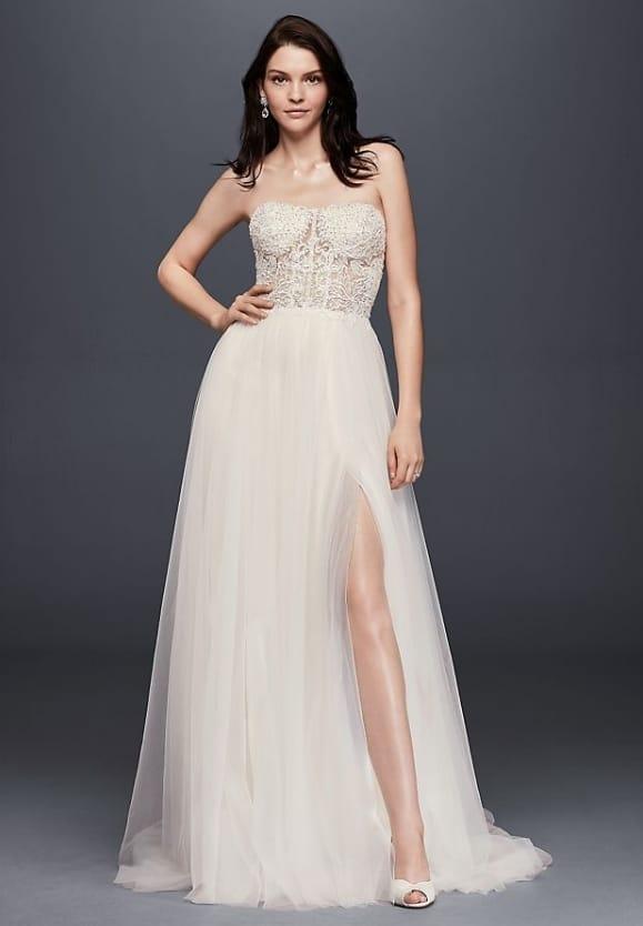 5 wedding dresses under