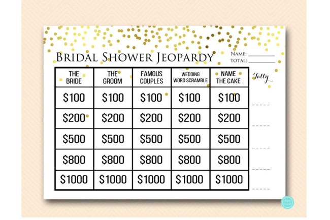 11 bridal shower party