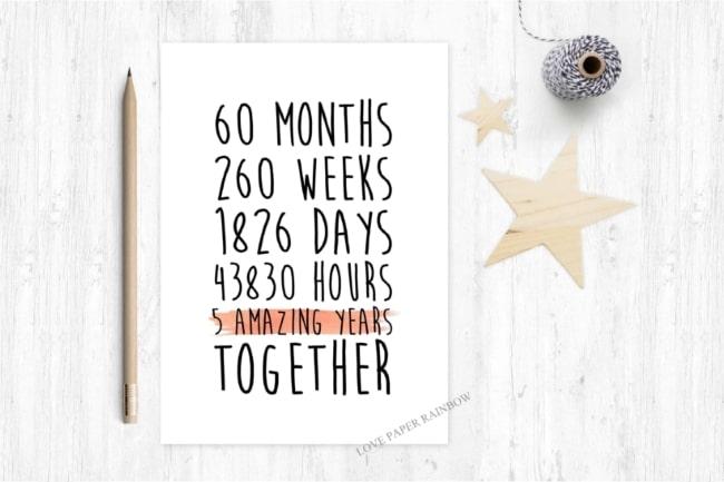 17 wonderful wood anniversary