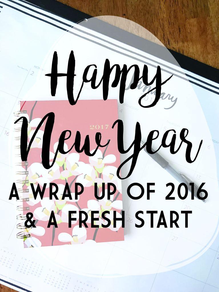 Happy New Year | www.loveandmessiness.com