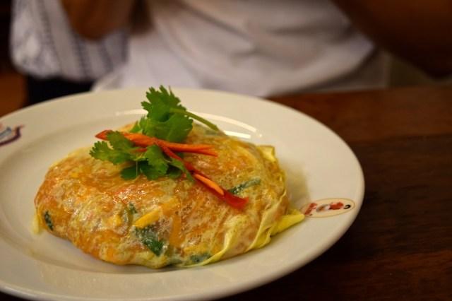 thip samai egg wrap pad thai