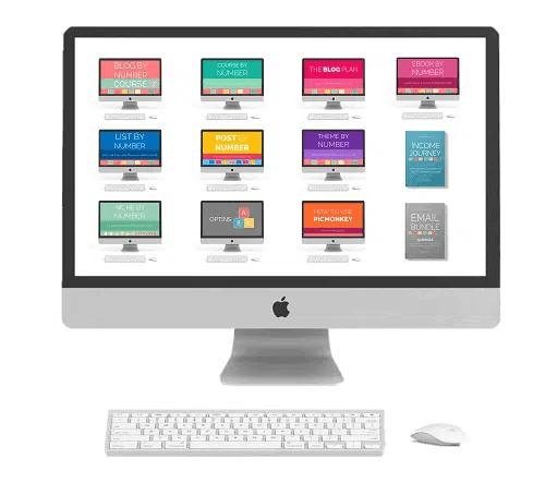 best blogging courses bundle vip access