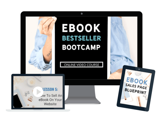 ebook bestseller bootcamp course