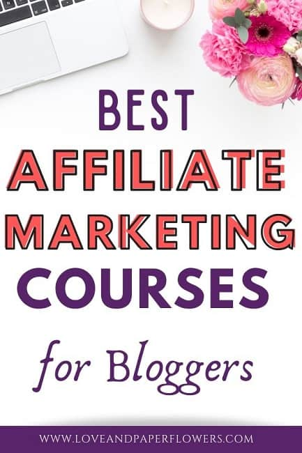 best affiliate marketing courses for bloggers