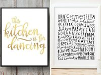 Kitchen Art Ideas You'll Love (And They're All Affordable ...