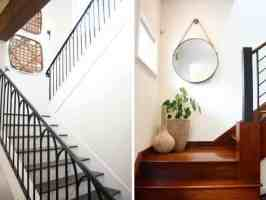 10 Ideas for How to Decorate a Staircase   Love & Renovations