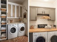 Laundry Room Ideas - 12 Ideas for Small Laundry Rooms