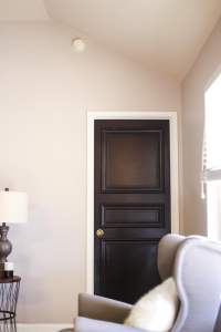 DIY Door Panels - Easy DIY 3-Paneled Interior Door // Love ...
