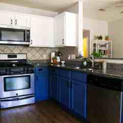 Can I Paint My Kitchen Cabinets Home Depot Blue And White Love Renovations