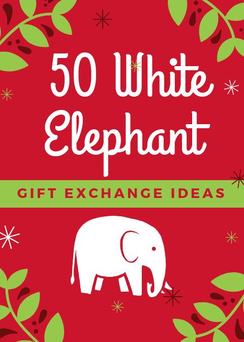 50 hilarious white elephant