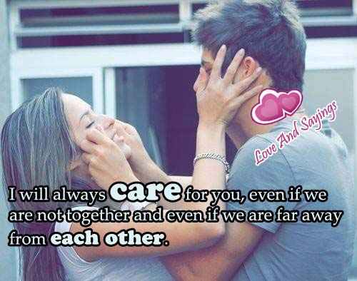 I Will Always Care For You