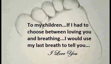 I Would Use My last Breath To Tell You ...