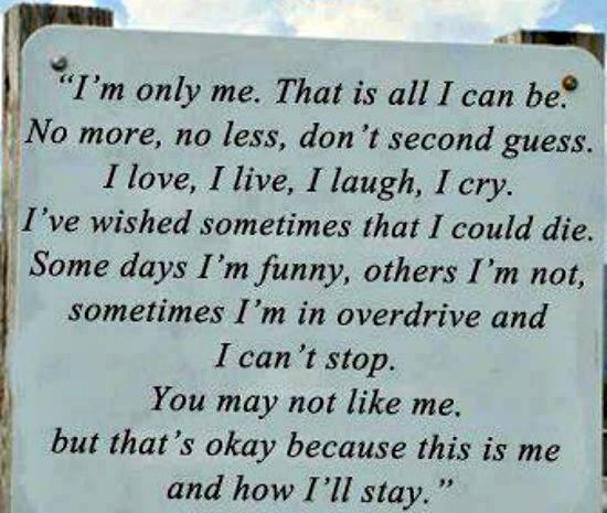 I love I Live I Laugh I Cry