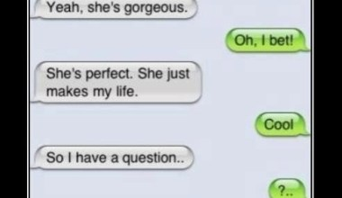 These Days Proposing Via Text - Classy
