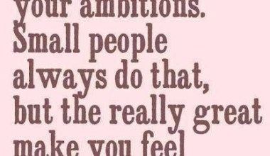 Keep Away From People Who..........