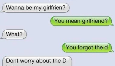 You Mean Girlfriend ?