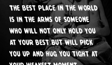 Who Will not Only Hold You At Your Best