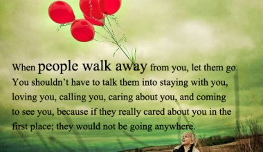 If they Really cared about you