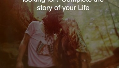Complete The Story Of Your Life