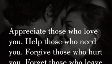 Help Those Who Need You