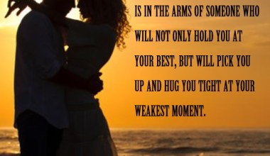Hold You At Your Best