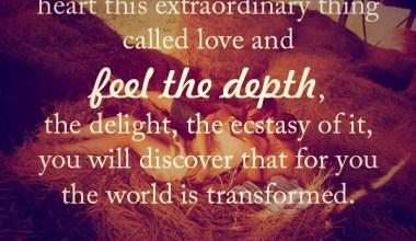 Feel The Depth