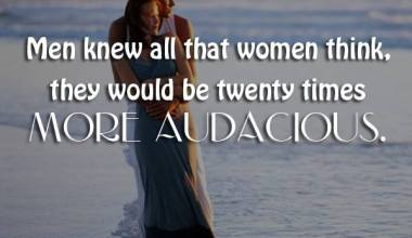 Men knew All That Women Think