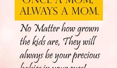 Always A MoM