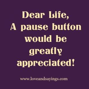 Greatly Appreciated