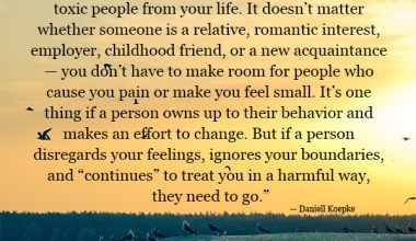 If A Person Ignores Your Boundaries