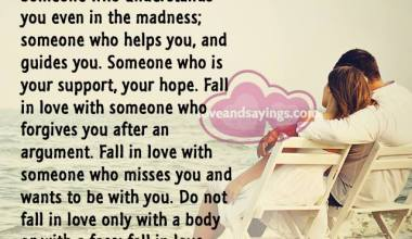Someone Who understands you even in the madness