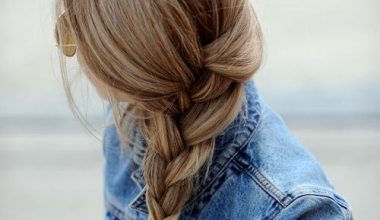 Cute hairstyle you can do in 10 minutes