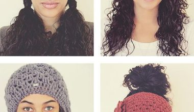 Friendly hairstyles for curly girls