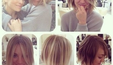 Ombre Hairstyle for Short Hair