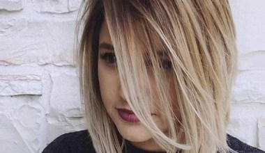 Layered Ombre Hairstyle
