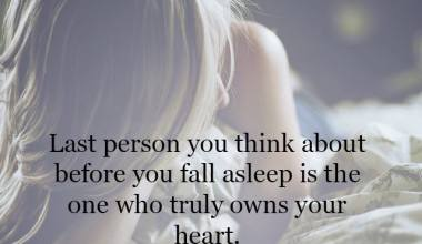 Who truly owns your heart