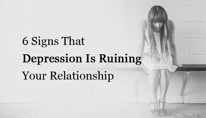 depression is ruining