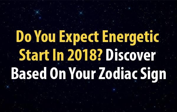 Energetic Start In 2018